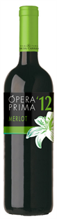 Opera Prima Merlot 2012 750ml - Case of 12
